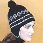 Easy Care earflap hat collection